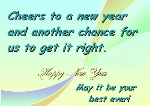 New Year 2016 Quotes Wishes