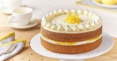 Cómo preparar un delicioso pastel de limón para ocasiones especiales