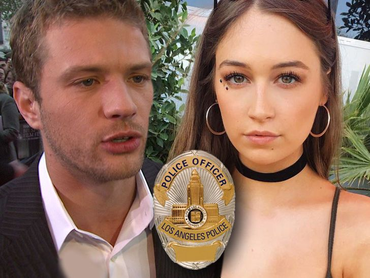 Ryan Phillippe, Cops Don't Believe Ex-Girlfriend's Claims in Domestic Abuse Lawsuit