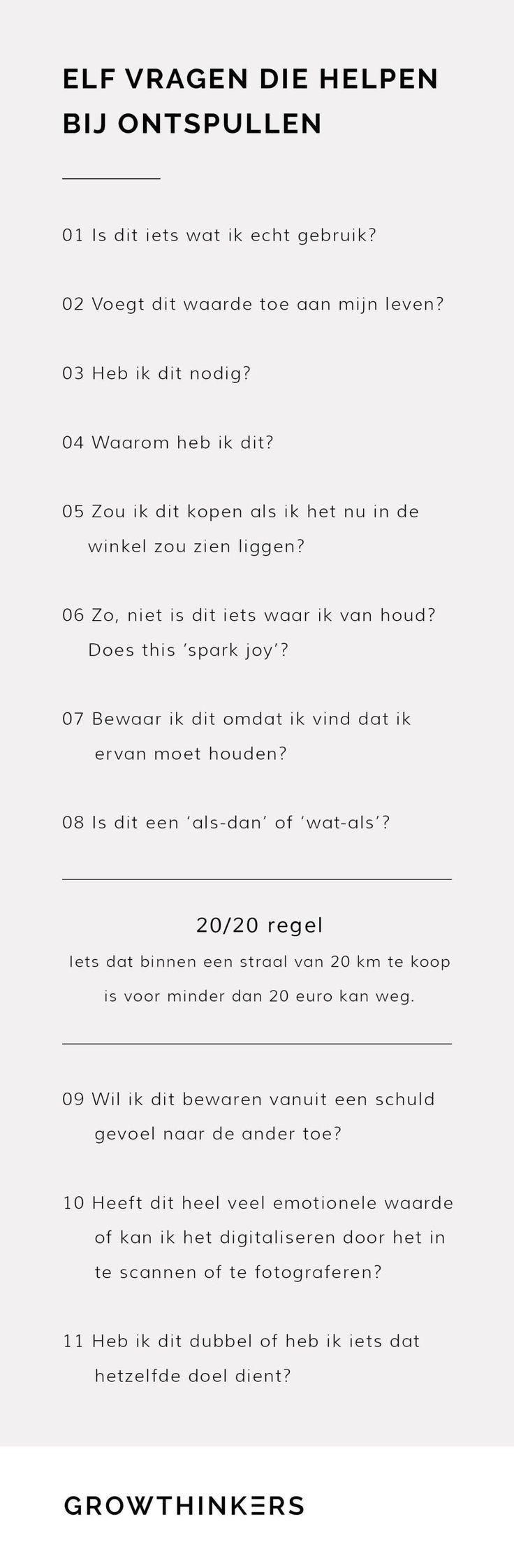Ik geef je het antwoord op deze vraag samen met Jelmer de Boer, een goede mannelijke schrijver en tevens blogger uit Amsterdam die drastisch heeft opgeruimd. Daar gaan we dan. Waarom zou je ontspullen volgens Jelle Ontspullen heeft mij meer overzicht, duidelijkheid, rust en focus...