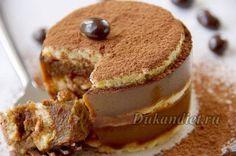 Торт «Мокка»   Диета Дюкана