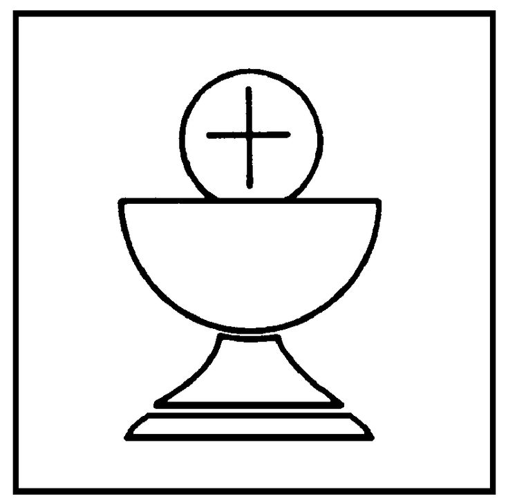 19 best images about First Communion on Pinterest | Coloring pages ...