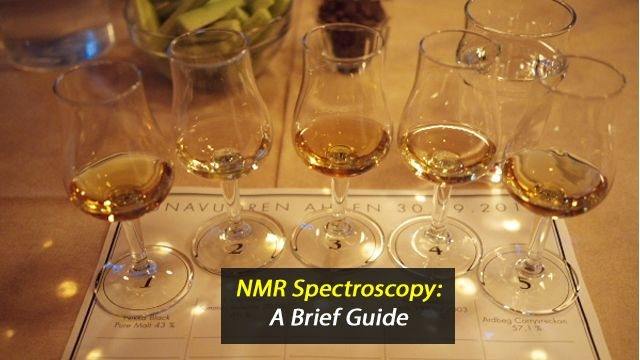 Nuclear magnetic resonance spectroscopy is a non-destructive analytical technique that enables interrogation of the nature and structure of organic compounds. It is proving an invaluable tool in food provenance investigation and recent advances to improve analysis speed and sensitivity look set to continue this trend.