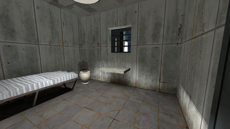 Prison Cell Google Search Prison Cell Prison Bathroom