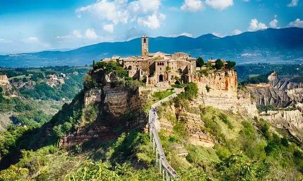 Civita Di Bagnoregio Places To Travel Travel Inspiration Travel