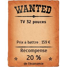 wanted-TV-32-pouces