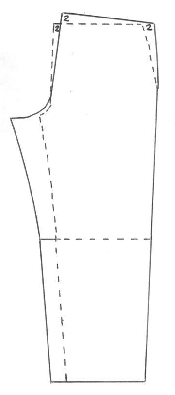 Pantalones para fofuchas - Imagui