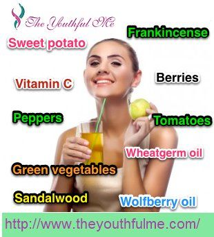 Foods That Are Great For Skin!