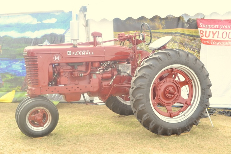 17 Best images about farmall tractor pics on Pinterest