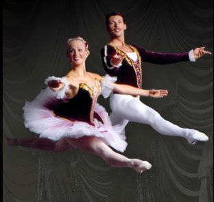 Nutcracker playing this weekend at the Surrey Arts Centre