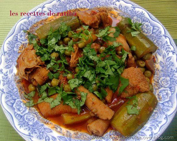 c'est bientot l'aid el adha alors je vous propose un plat Algériens succullent Douara on appel aussi Bakbouka il s'agit de tripes de mouton nétoyer soignesement et cuit dans une raue rouge légerement piquante il ya plusieurs façon de praparer ce Plat...