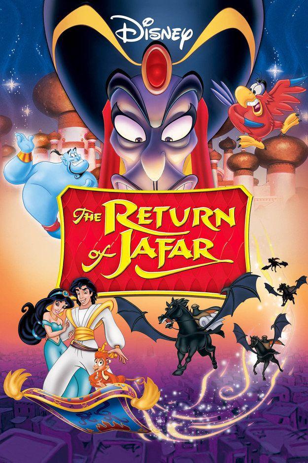 Aladdin: The Return of Jafar | An Authoritative Ranking Of Disney Sequels