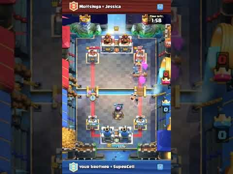 When SUPERCELL HELP ME !!! - YouTube