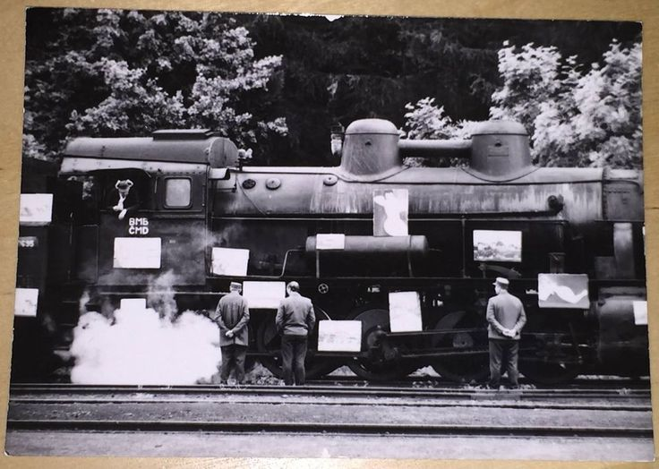 Closely Watched Trains Movie Photo Still #1 Czechoslovakia 1966 Jiri Menzel Film