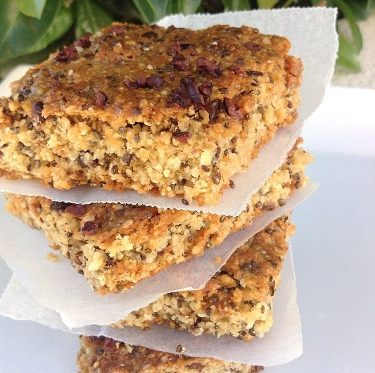 Thermomix nut free bars