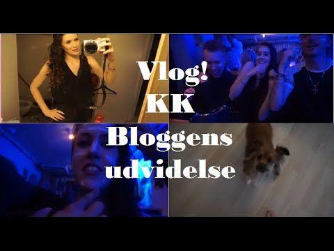 VLOG! KK, bedste venner og bloggens udvidelse!!