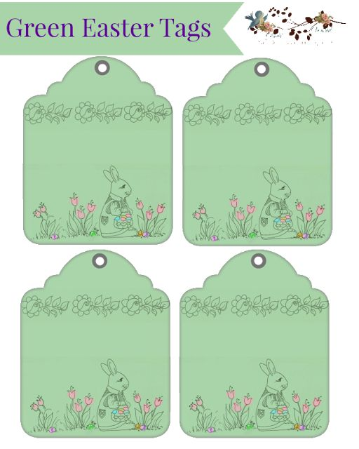 easter name tags template - free easter tags glenda 39 s world pinterest world