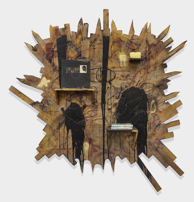 Rashid Johnson at David Kordansky Gallery