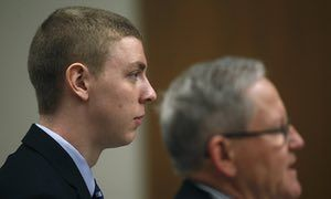 Brock Turner changed his story throughout the process and came to trial with a version of the events that contradicted his earlier statements and the testimony of witnesses and police, the records show.