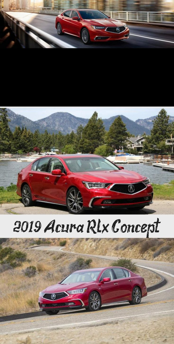 2019 Acura Rlx , 2019 Acura Rlx Redesign and Review, 2019