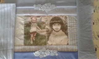 Lavelleen: I made for may Mother-in-low's birthday, In the pictures are my husband and I.