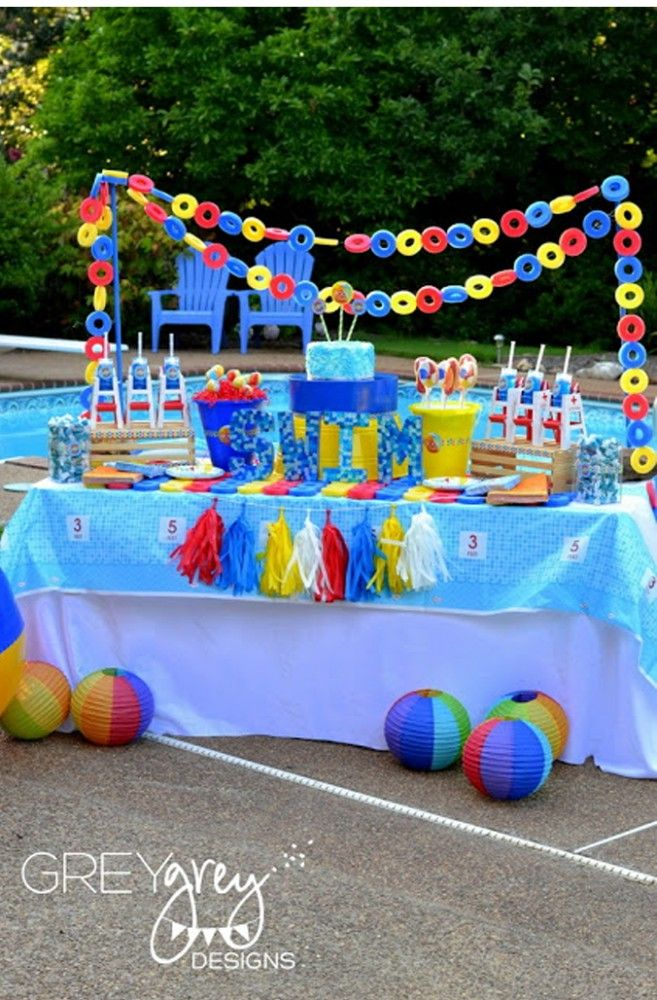 17 Best Images About Pool Party On Pinterest Beach Ball