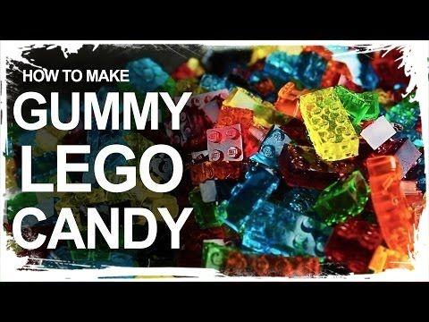 Essbare Legosteine kannst Du ganz leicht selbst machen - NetMoms.de