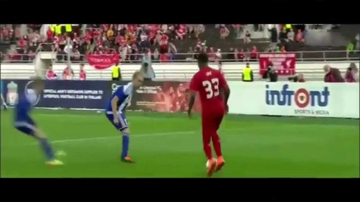HJK Helsinki vs Liverpool 0-2 Club Friendly 2015