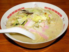 超簡単な万能ちゃんぽんスープ