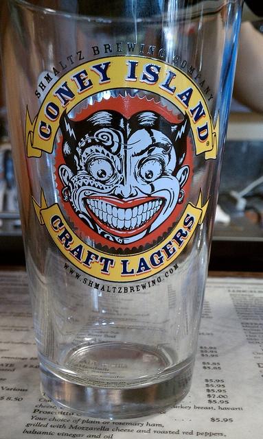 Coney Island Craft Lagers by Shmaltz Brewing.