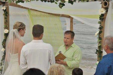 #officiant #costarica #christianpastor He specializes in traditional or contemporary fulfilling couple's expectations.