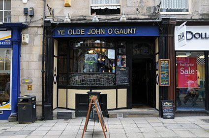 Fab local pub