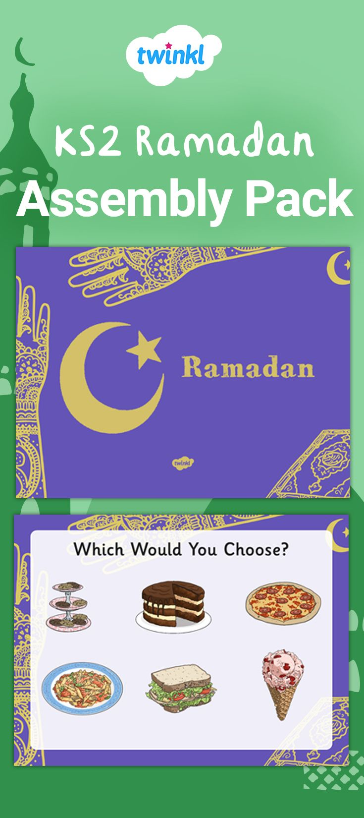 Ks2 Ramadan Assembly Pack Help Teaching Ramadan Ks2