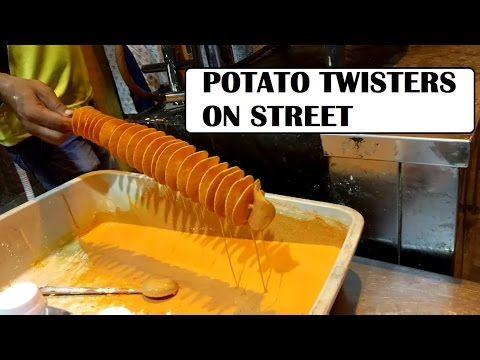 Parmesan Tornado Potato | How Tasty Channel - YouTube