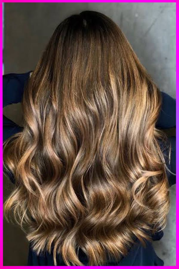 Glamerous Long Length Smokey Brown Hairstyles And Colors Ideas For Womens With Round Face In 2020 In 2020 Hair Color Cool Hair Color Cool Hairstyles