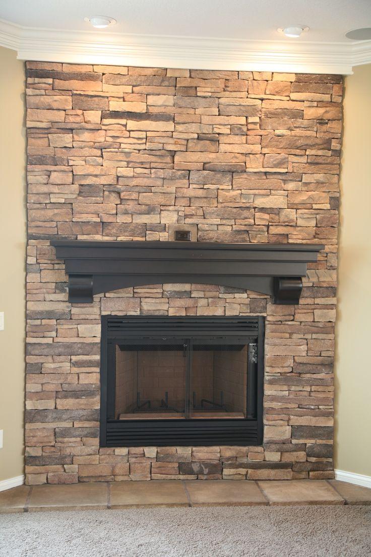 Best 25 Stone Exterior Houses Ideas On Pinterest: Best 25+ Stone Fireplace Mantles Ideas On Pinterest