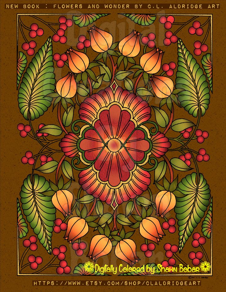 Artist C L Aldridge Art Digital Creations By Shawn Bobar Digitally Colored Using Pigment IPad