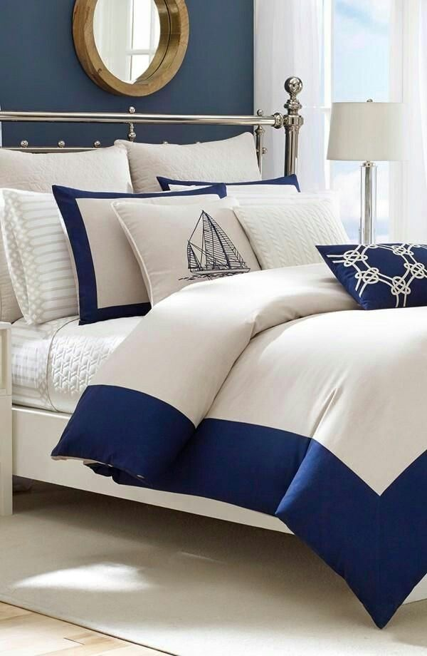 Get Inspired With These Awesome Nautical Bedroom Decor Ideas. Overall  Bedrooms Showcased And Also Specific Accessories For Your Room.