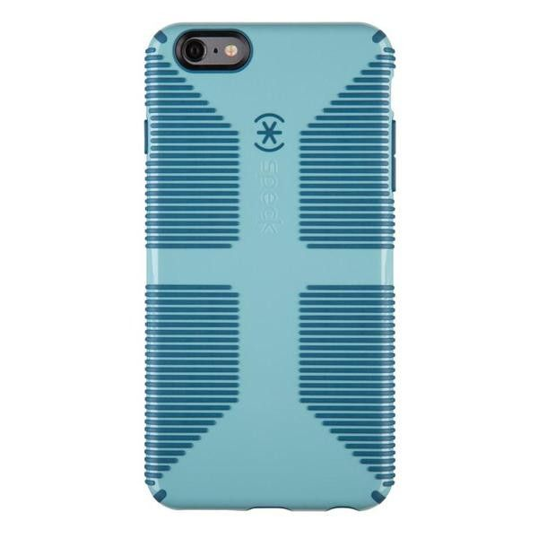 Speck iPhone 6/6s Plus CandyShell Grip w/ Faceplate Case - River Blue/Tahoe