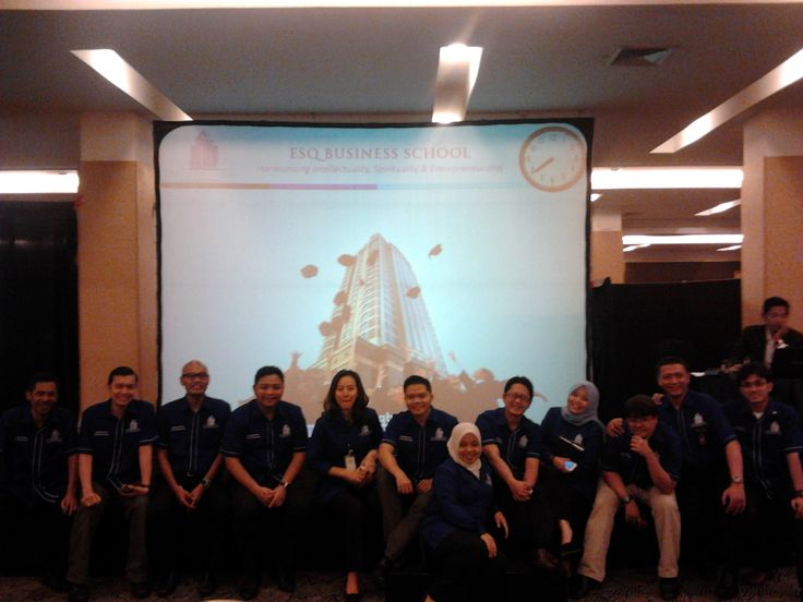 Team ESQ Business School