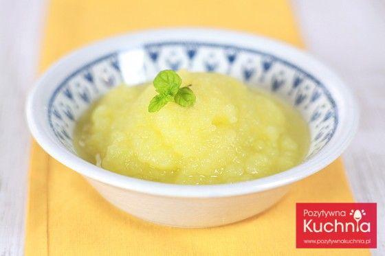#przepis na puree z kabaczka - jak zrobic puree kabaczkowe krok po kroku  http://pozytywnakuchnia.pl/puree-z-kabaczka/  #kuchnia #kabaczek #obiad
