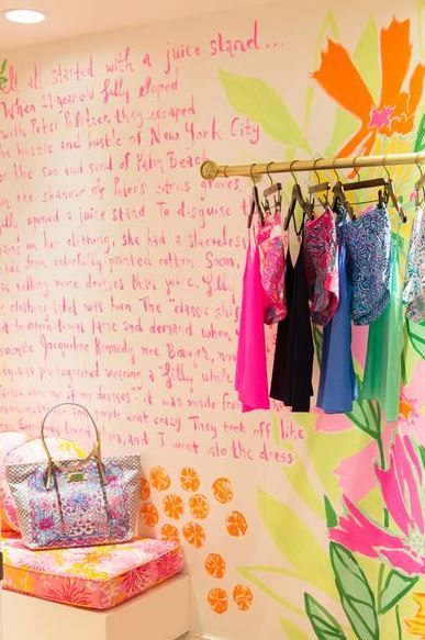 246 Best Lilly Retail Details Images On Pinterest Lilly