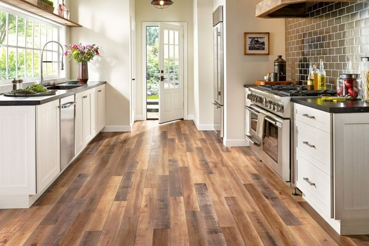 4 Most Durable Flooring Options For Your Home Laminate Flooring In Kitchen Wood Laminate Flooring Durable Flooring