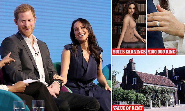 Meghan Markle will tell US tax authorities royal cash secrets
