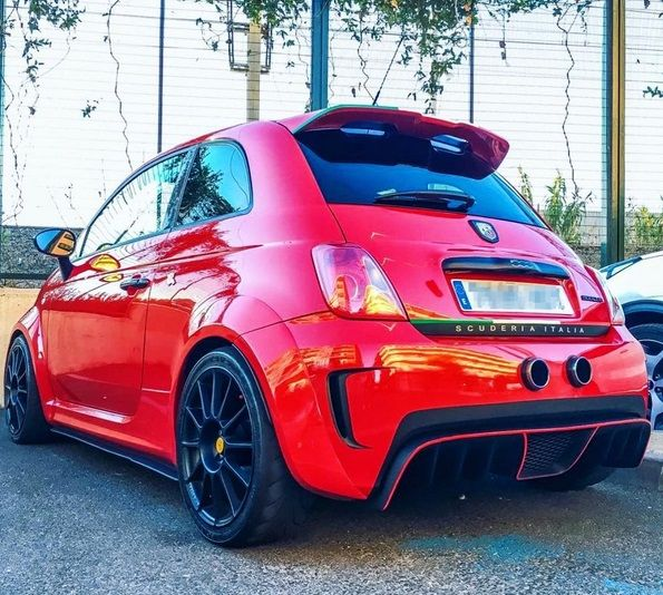 Best 25+ Fiat Abarth Ideas On Pinterest