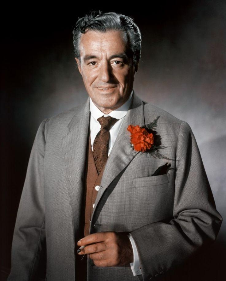 Vittorio de Sica (1901-1974) Actor, director, producer.