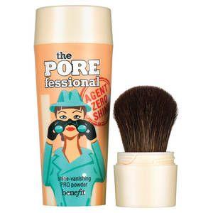 The POREfessional Agent zero shine - Poudre matifiante - Benefit Cosmetics