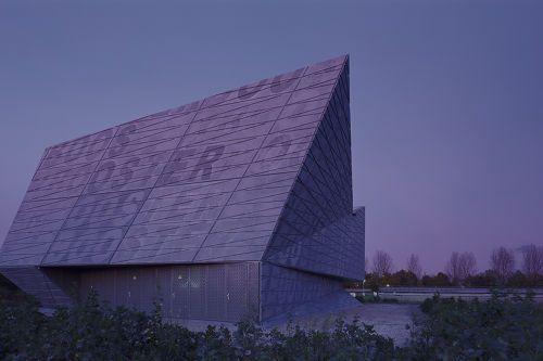 Bekkering Adams architecten, Jeroen Musch · Booster Pump Station