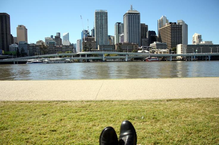 Brisbane, River