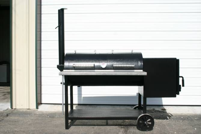 Best Backyard Smoker : jambopits  house building ideas  Pinterest